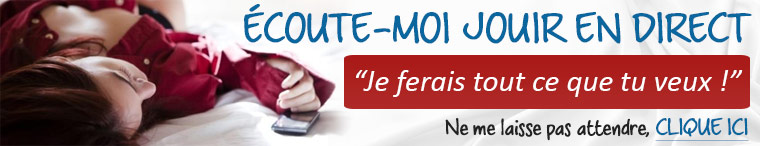 sexe en France au téléphone