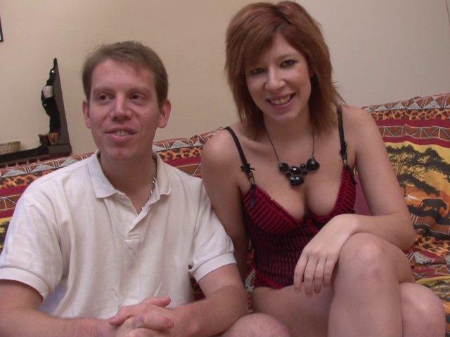 Première vidéo de cul pour ce couple amateur