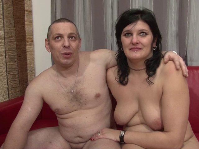 Premier porno pour un vieux couple dégueulasse