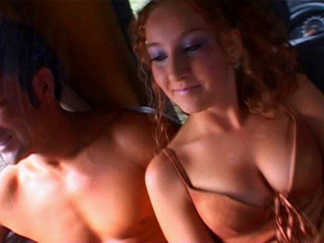 Vidéo porno française tournée dans la garrigue